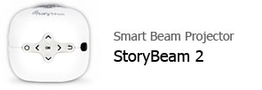 Smart Beam Projector StoryBeam 2